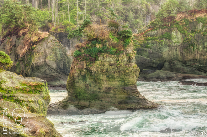 Sea Stacks of Cape Flattery