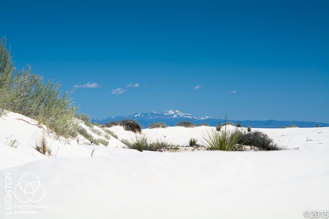 Hot Deserts and Snowy Peaks