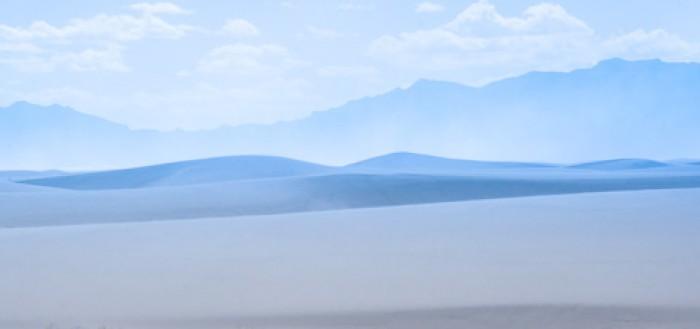 White Sands Desert, New Mexico