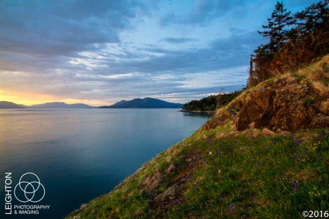 Fading Light on Fidalgo Island