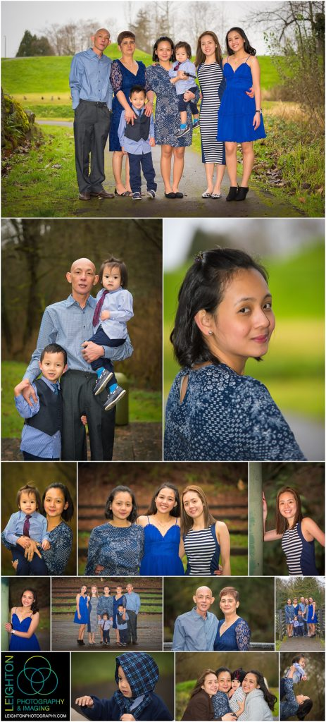 Last Outdoor Portrait Session of the Year